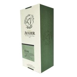 Vino de lujo personalizadas de papel de regalo de caja de embalaje con imanes y EVA en bandeja