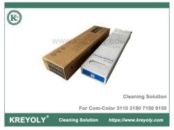 Color COM 3110 3150 7150 9150 Solución de limpieza del cabezal de impresión para inyección de tinta Ink Líquido de limpieza de la ruta de acceso
