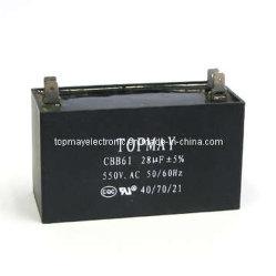 Wechselstrom metallisierter Polypropylen-Film-Kondensator (TMCF25)