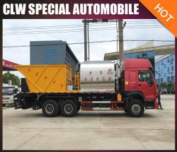 2018 Nouveau revêtement de gravier pour l'entretien routier Camion, 6*4 Bitume Macadam chariot pour la vente