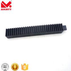 Le forçage et fraisage CNC crémaillères d'engrenages en acier M2 M2.5 M4 M6 pour la construction d'un palan à un prix raisonnable