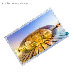 10.1インチLCDの表示LCDスクリーンLCDのモジュールのパネルTFT 1024*600 IPS 50pin RGBインターフェイス