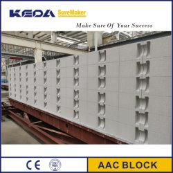 ماكينة صنع الطوب من AAC / مصنع AAC بالرمال