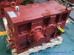 Donly 8-20 передаточное число параллельных большие коробки передач для один винт экструдеры