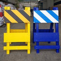 Le trafic portable barrière réfléchissante Barricade en plastique