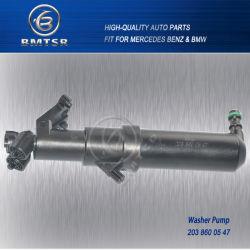 Buse de la pompe de lave-glace de voiture pour le BENZ C-Class W203 203 860 05 47 2038600547 169 860 11 47
