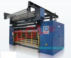 Sme485 высокой скорости машины для чистки одеяло коралловых полярных флис текстильных тканей
