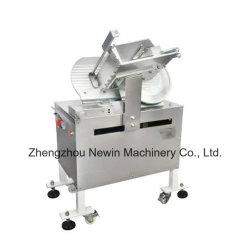 La conversión de frecuencia vertical de regulación de velocidad cortador de carne totalmente automática