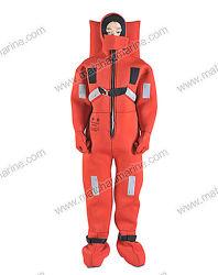 Imersão Thermo-Insulation marinho Suit para baleeiras e jangadas salva-vidas