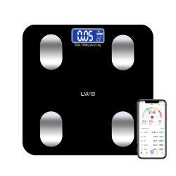 Précise l'échelle de l'ACS poids numérique Bluetooth corps