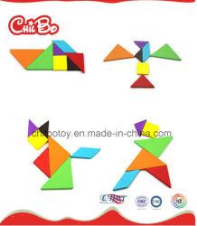 Tangram головоломки игрушка в области образования (CB-ED001-Y)