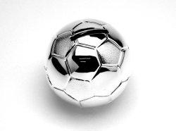 Bebé caso Banco De Plata Caja de dinero de los juegos de fútbol