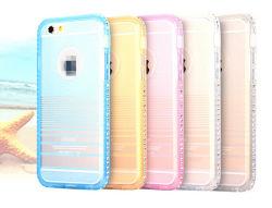 Luxe Rhinestone Crystal Diamond TPU Étui pour iPhone