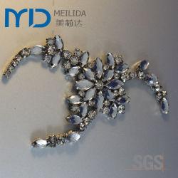 Ladies의 Dress Shoes를 위한 다이아몬드 Beaded Chains