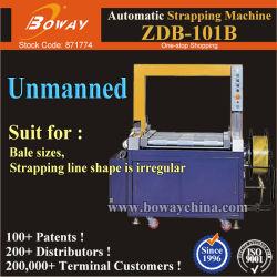 صندوق صندوق علبة علبة صندوق PP Belt Package Package Packaging Machinery