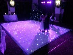 OEM LED 12x12FT plancher de danse étoilée Stade du Club de ciel étoilé de la danse de l'éclairage du panneau