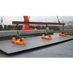 3 toneladas de imanes permanentes de elevación para placas de acero