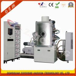 Vuoto nero di Zhicheng della macchina di placcatura di colore PVD