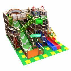 Thema-Cer-weiches Spielplatz-Gerät mit Kind-Spielplatz-Anziehungskraft-Kind-Vergnügungspark-Fabrik-Kundenbezogenheit