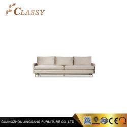 Stahlrahmen-Gewebe-Sofa-Wohnzimmer-Möbel