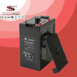 Batterie VRLA à décharge profonde au plomb acide 2V 500ah