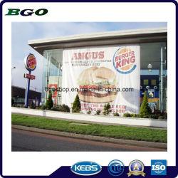 PVC Mesh Banner Mesh Fabric Impressão digital (500X1000 18X12 370g)