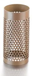 Aluminiumzylinder für Haar-Pinsel, irgendeine Größe erhältlich