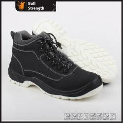 TPU Outsole (SN5275)를 가진 좋은 품질을%s 가진 산업 가죽 남자 또는 여자 안전 단화 작업 단화 안전 신발