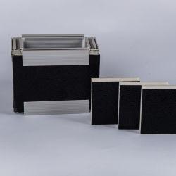 Black Aluminum FoilのUntduct PIR Pre-Insulated Duct Panel