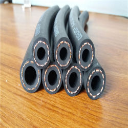Три передачи цвета R134A SAE J2064 автомобильный кондиционер Резиновые шланги / Кондиционер резиновой изоляции трубопровода короткого замыкания трубы короткого замыкания