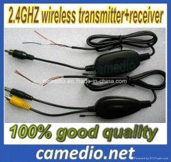 het Draadloze Systeem Transmitter+Receiver van de Camera 2.4GHz DVD voor Rearview Camera DVD