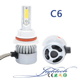 HID CANbus 키트가 있는 Lighttech 9004 3800lm 차량용 LED 헤드라이트