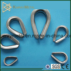 Acessórios de corda de arame de aço inoxidável