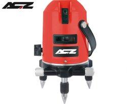 Auto automatico della costruzione che livella multi riga trasversale rotativa livelli del laser