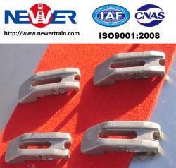 Литой детали боковой рамы для железнодорожных грузовых вагонов тележки