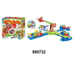 Nuevo juguete de plástico B/o plano de bucle de juego juguete (890732)