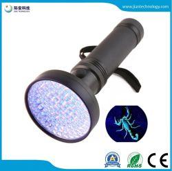 Het vrije het Verschepen UVLicht van het Ultraviolette 100LED Flitslicht van Blacklight