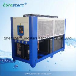 Réfrigérateur d'industrie refroidi par air du marché de l'Europe, avec le réfrigérateur de réservoir d'eau et de pompe à eau