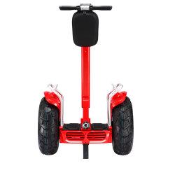 L'auto Scooter électrique d'équilibrage, Smart Balance 2 roues scooter auto équilibre électrique avec poignée noir et blanc