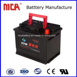 Les Batteries Les batteries de voiture auto vente Auto traite de la batterie 12V 60Ah