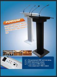 T-100 Igreja Personalizado pódio púlpito Design clássico para a sala de reunião e salas de conferências