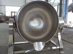 混合アジテータ(ACE-JCG-JH)が付いているJacketed調理のやかんを傾ける400L