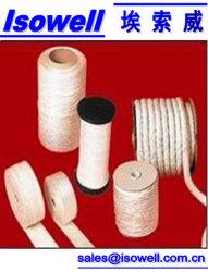 Textiel van de Vezel van Isowell van de Draad van de glasvezel de Ceramische
