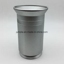 أجزاء ألومينا ذات الدوران في درجة الحرارة المدمجة (CNC)، مبيت LED من الألومنيوم المشع، مبيت LED من الألومنيوم المشكع، أجزاء من الألومنيوم المشكّير بتقنية LED، مبيت الرادياتير بتقنية LED