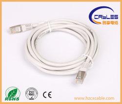 競争価格専門Gの等級CAT6A F/FTPのパッチ・コード
