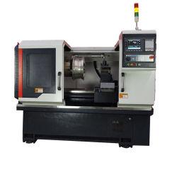 La rotella della lega della macchina del taglio del diamante di CNC Refinish la macchina del tornio (AWR28H)