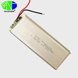 3.7V Pak 3 Draad 8045124 4800mAh Lipo van de batterij