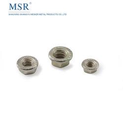 Les écrous Flaned à rotule pour profilés en aluminium
