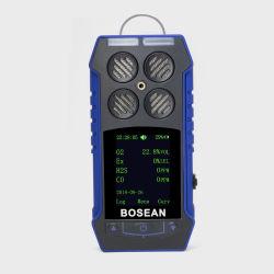 Портативное устройство с датчиком H2s Co O2 Днп Газоопределителя Multi датчика 4 В 1 для продажи