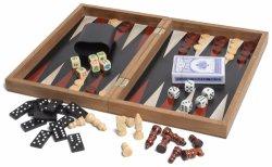 Guang Dong Custom Backgammon Dammen Backgammon Set Schaken Game